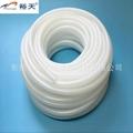 纤维编织增强硅胶管