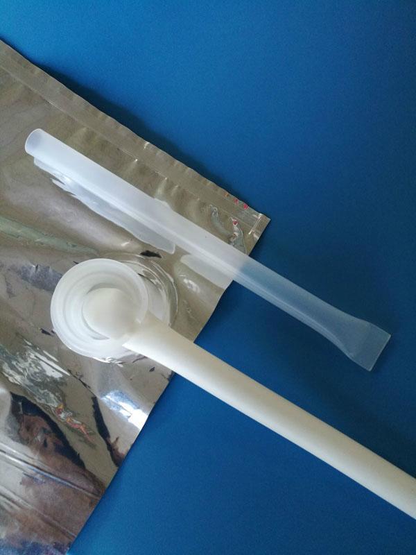 食品软包装袋专用软管 4