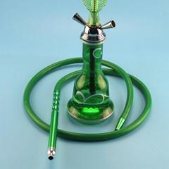 阿拉伯水煙壺硅膠管