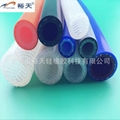 编织硅胶管 硅胶编织管 厂家 3