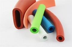silicone foam tube / hose