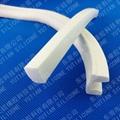 硅胶发泡条密封硅胶圈生产厂家 4