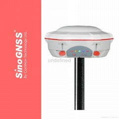 GPS RTK SinoGNSS T300 Base and Rover GNSS Surveying Instruments Price