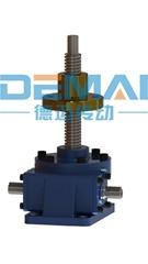 供应德迈传动高精度JWM蜗轮丝杆升降机