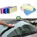 PVA Car Cleaning Polish Wash Square Sponge High Quality