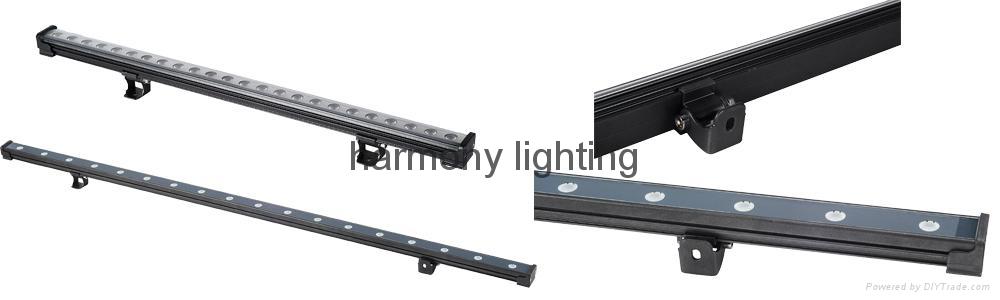 Waterproof IP65 Bridgelux Remote Control 50W RGB LED Flood Light 1
