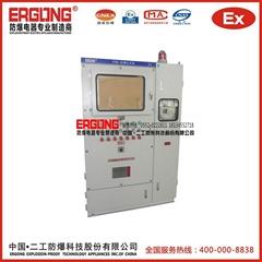 250A大電流塑殼斷路器控制水泵啟動防爆正壓櫃