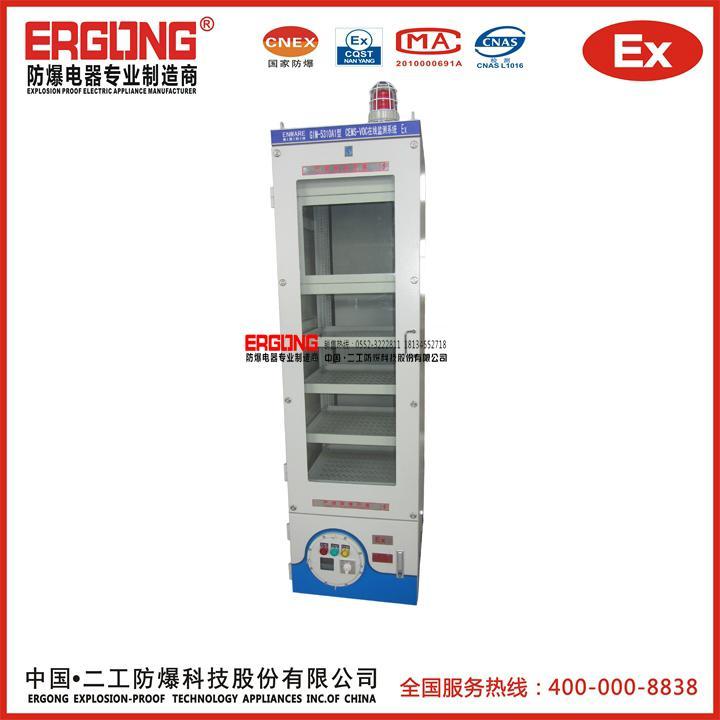 加熱泵儀表顯示防爆正壓櫃 1