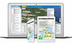 Free PC/web based GPS tracking software platform Andriod APP iOS APP