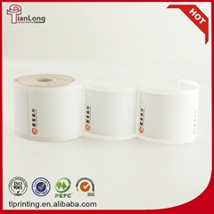 Custom Blank Thermal Label Roll