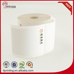 Wholesale sticky label price label roll from China factory