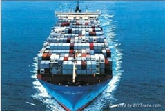 Transport and shipping fee from Chinese port.