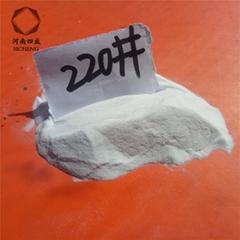 white fused alumina/white aluminium oxide grit 220#