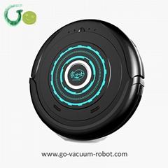 S3 best robot vacuum cleaner  low noise floor vacuum for hardwood floor