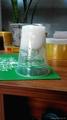 耐黄变抗潮双组份油性1:1真瓷胶原料 2