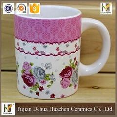 Cheap Promotional custom Ceramic Mug Bulk Sale