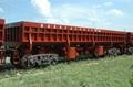 KF80 Railway Side Dump Wagon