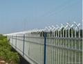 别墅围墙铁栅栏