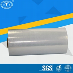 self adhesive pallet packing plastic lldpe stretch film
