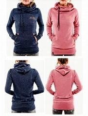 2017 hot Casual Womens Sports Tops fashion women ladies sweatshirt hoodies