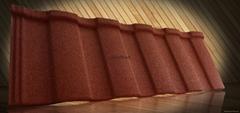 Stone Coated Metal Roof Tile steel roofing shingle
