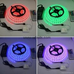 kit rgb tiras LED flexib
