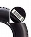 耐高溫汽車輪胎硫化標籤 3