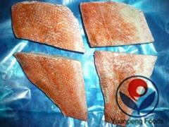 Frozen Redfish portion