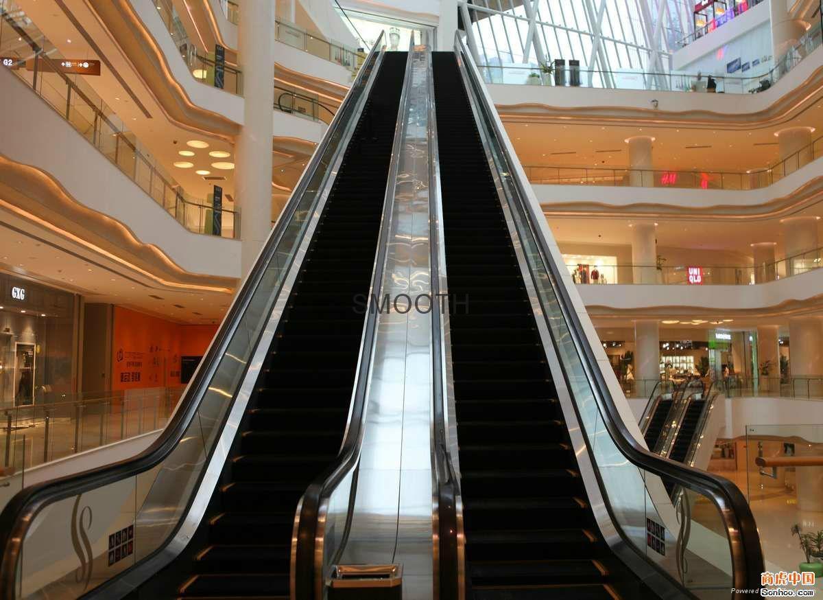 Escalator. Elevator and Passenger Conveyor 2