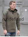 army wool pullover