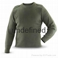 Crew neck style military pullover uniform   1