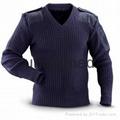 Crew neck Military  Commando  pullover