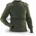 military  umiform jumper