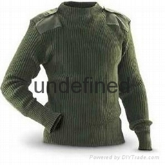 Woolly Pully  Crew Neck Sweater