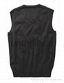 V neck fashion vest  2