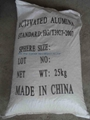 Activated alumina for adsorbent 3