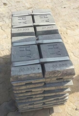 zinc ingot factory supply