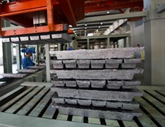 Lead ingot factory supply