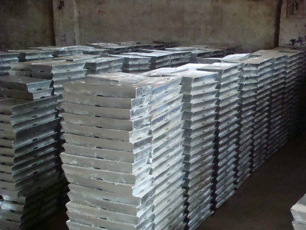 high quality zinc ingot 1