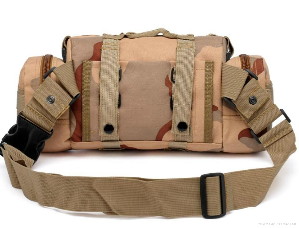 Mil-Falcon single shoulder Camera bag combat molle system wholesale and OEM/ODM  1