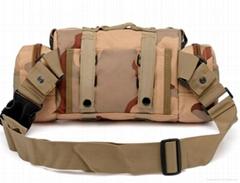 Mil-Falcon single shoulder Camera bag combat molle system wholesale and OEM/ODM
