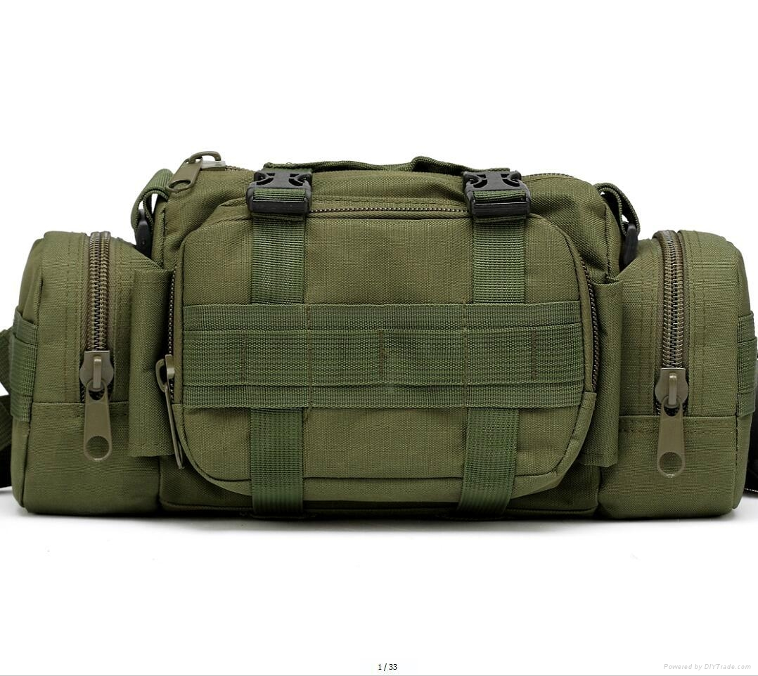 Mil-Falcon single shoulder Camera bag combat molle system wholesale and OEM/ODM  2