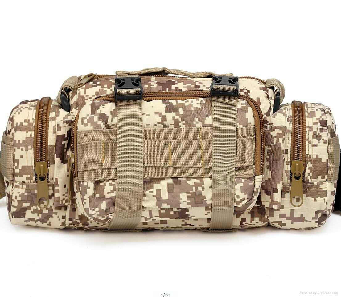Mil-Falcon single shoulder Camera bag combat molle system wholesale and OEM/ODM  4