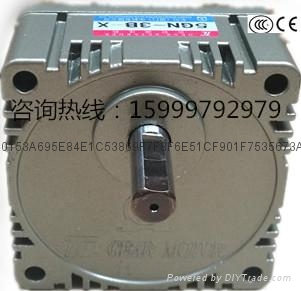 厂家直销台湾东力5GN-3B-X齿轮减速箱 5