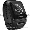 TomTom Spark Large Activity Tracker GPS Watch  1
