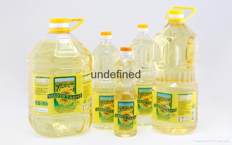 Ukranian Refined Sunflower Oil 1
