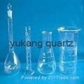 quartz glass  lab wares of all kinds