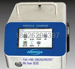 小流量激光塵埃粒子計數器藥廠專用潔淨度檢測
