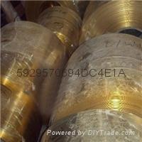 C2680鍍鎳黃銅帶 1
