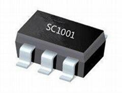 中广芯源推出半桥驱动芯片 MOSFET/IGBT驱动